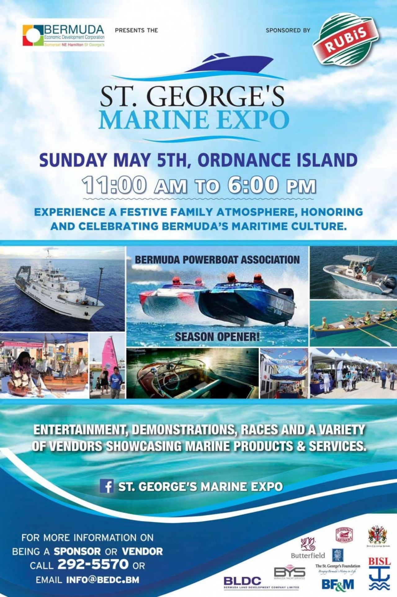 Corporation of St George, Bermuda - Official Site - Marine